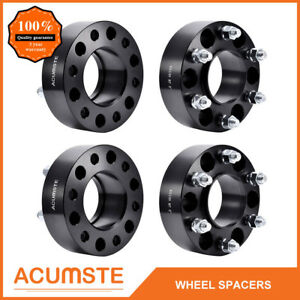 4pcs 2 6 Lugs Hubcentric Wheel Spacers Adapters 6x135 For Ford F 150 Raptor