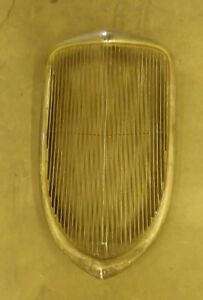 1934 Ford Car Grille Coupe Roadster Sedan Vicki Very Straight Steel Original