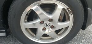 Jdm Rare Honda Acura Gsr 4x100 15x6 Blade Wheels And Tires
