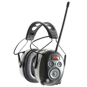 3m Worktunes Wireless Hearing Protector With Bluetooth Technology And Radio