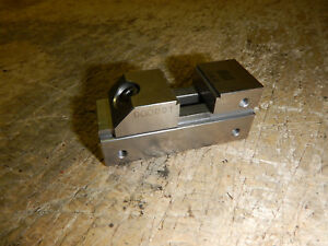 J a m Jam Hardened Stainless Precision Machinist Vise Small