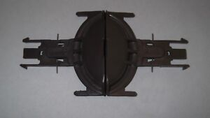 2 Ford Excursion Expedition Overhead Console Latch Brown