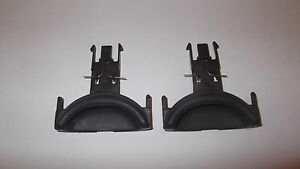 2 Ford Excursion Expedition Overhead Console Latch Gray