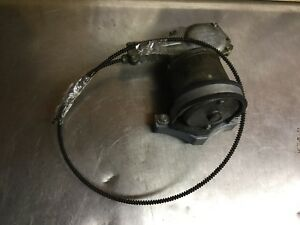 Mgb Wiper Motor Tested 75652h Mg2895