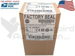 2018 New sealed Allen Bradley 1794 ie8 b Flex I o Analog Input Module qty