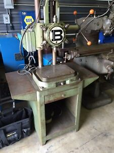 2 Burgmaster 6 Station Spindle Turret Drill Duty Tapping Drilling 2 For 1 Money