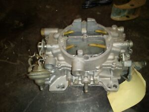Carter Afb Carburetor 4331 s 1964 1969 Dodge 426 440 Fresh Max Wedge