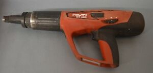 Hilti Dx 460 mx Fully Automatic Powder actuated Fastening Tool W Case
