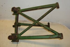 1961 John Deere 2010 Tractor Front Grill Support
