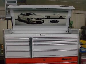 Snap On 50th Anniversary Mustang Tool Box