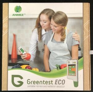 Anmez Greentest Eco Portable Nitrate And Radiation Detector