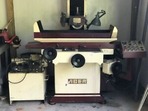 Acer Ags 1020ahd 10 X 20 Surface Grinder