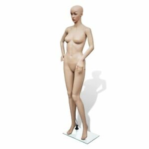 Female Mannequin Tailor Lady Window Shop Display Model Dress Form Full Body Size