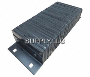 Loading Dock Bumper 20 Wide Rubber Warehouse Truck Trailer Boat Protection