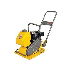 Vp 2050aw Wacker Neuson Vibroplate With Water Tank 20 X 23 In Plate