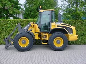 Volvo L45f Compact Wheel Loader Service Shop Repair Manual