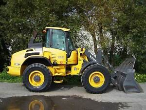 Volvo L45g Compact Wheel Loader Service Shop Repair Manual