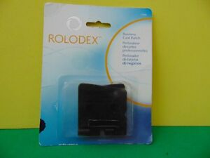 Rolodex Business Card Plastic Punch 67699 For 2 25 X 4 Cards New