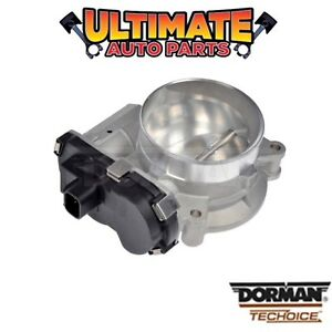 Throttle Body Valve For 16 17 Chevy Lcf low Cab Forward 3500 Or 4500