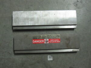 2 New Press Brake Dies Punch 12 Long 1 1 4 Thick 3 7 16 Wide