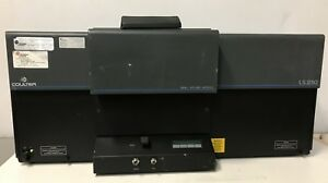 Coulter Ls 230 Laser Diffraction Particle Size Analyzer Small Volume Module