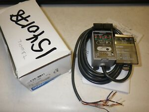 Omron Photoelectric Switch E3x nm41