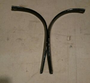 Model A Aa Ford Front Bumper Brackets 28 29 Nice