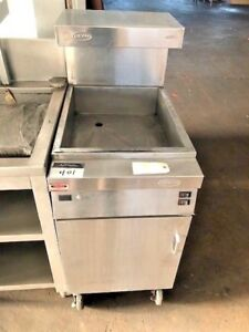 Dean French Fry Warmer Dump Station 20mc Restaurants Fast Food Deli Pizza