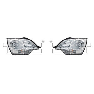 Fits 2012 2014 Chevrolet Captiva Sport Headlight Driver And Passenger Side Capa