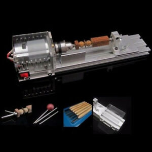 Pro Mini Lathe Beads Machine Wood Working Diy Lathe Polishing Drill Cutting Tool