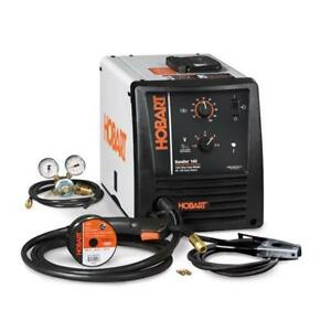 Handler 140 115v Mig Welder Industrial Machine Heavy Duty Durability Quality New