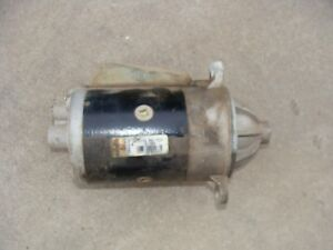 Ford Bronco Ii Ranger 84 88 Starter 2 9 V6 Efi Engine Automatic Transmission