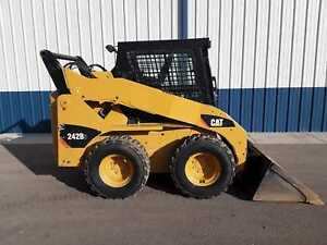 Cat 242b3 Front Loader Year 2013 Hours 1 063 Hours