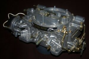Lifetime Warranty Mopar Edelbrock carter Afb 9636 Carburetor 4 bbl 625 Cfm 600