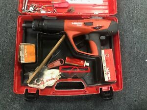 Hilti Dx 460 f10 Fully Automatic Powder actuated Fastening Tool 367134