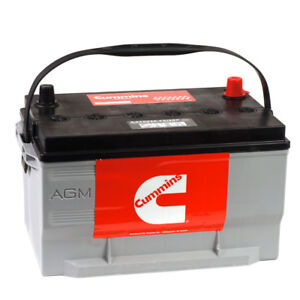 Cummins Oem Battery Group 65 High Performance Agm Battery For Dodge C65 Agm