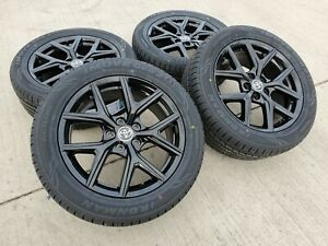 17 Toyota Camry 2019 2020 Oem Wheels Rims Tires 2018 Avalon C Hr Im 75220 New