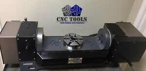 Haas Tr160 Sigma 5 P4 Trunnion Table Indexer 4th 5th Axis 30 Days Warranty