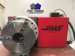 Refurbished Haas Hrt 210 Brush 17 Pin 4th Axis Rotary Table Indexer see Video