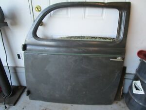 1936 Dodge Door Left Driver Side 2 Door Sedan With Good Hinges