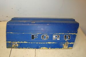 Ford 2110 Lcg Tractor Right Hood 2000