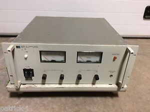 Hewlett Packard Agilent Hp 6269b Dc High Voltage Power Supply 0 40v 0 50a Option