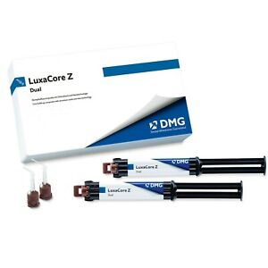 Dmg Luxacore Z Dual Core Buildup Material Dentine Composite Dental