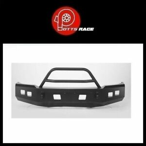 Ranch Hand Fits15 17 Silverado 2500hd 3500hd Horizon Width Front Hd Bumper black