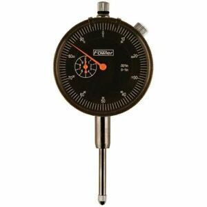 Fowler 52 520 109 0 0 1 0 100 Economy Agd Bf Dial Indicator