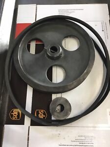South Bend Lathe 13 Motor Drive Pulley Set