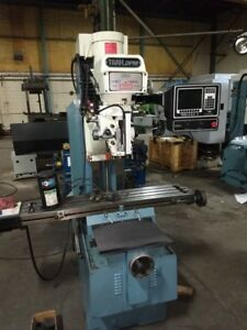 Southwestern Industries Prototrak Dpm 3 axis Bed Mill 1996