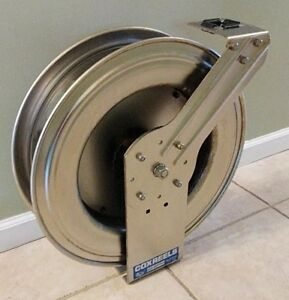 Coxreels Mpl n 450 ss Stainless Steel Spring Driven Hose Reel