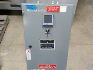 Kohler Transfer Switch 70 Amp 480 277 Volt In Very Good Condition