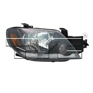 Mi2503150 Fits 2003 2004 Mitsubishi Outlander Headlight Passenger Side Nsf